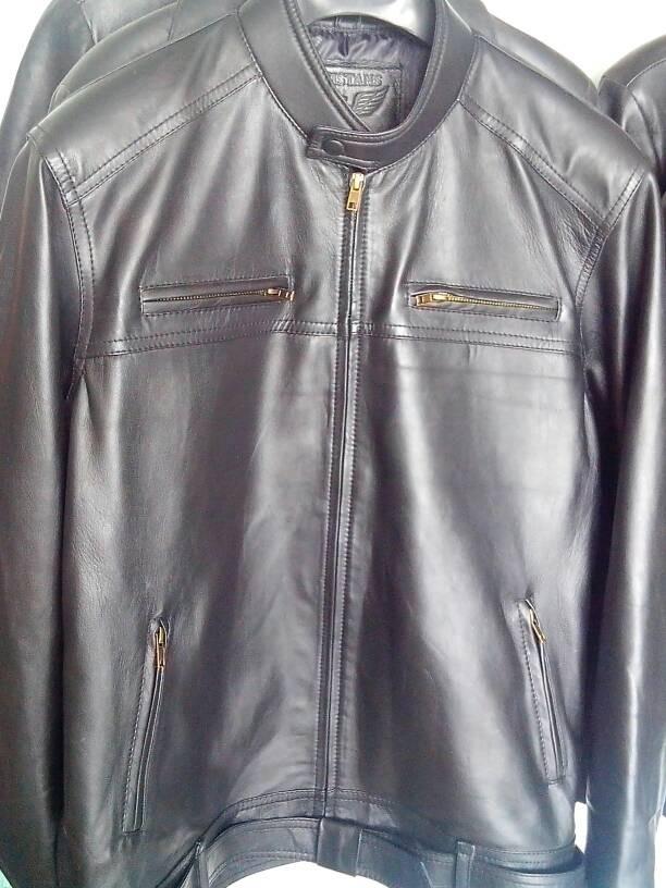 harga Jaket kulit motorjaket kulit asli domba  jaket kulit garut Tokopedia.com