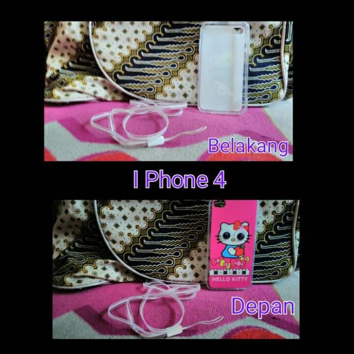 harga Softcase / case hello kitty for i phone 4 fasion case/ kecebong /katak Tokopedia.com