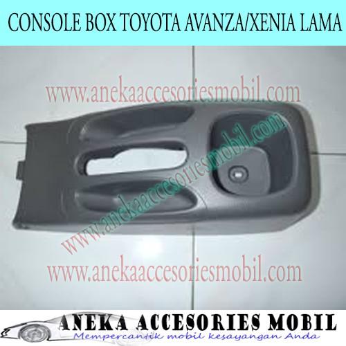 harga Console box/arm rest pendek daihatsu xenia lama 2004-2011 Tokopedia.com