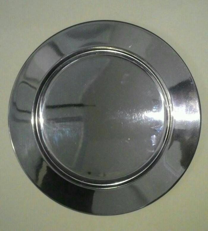 Piring steenlist 24 cm super tebal
