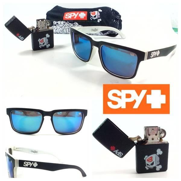 harga Kacamata gaya sunglass sepeda pria cowo spy ken block whitewall Tokopedia.com