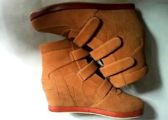 harga Sneaker wedges sepatu boot heels nike Tokopedia.com