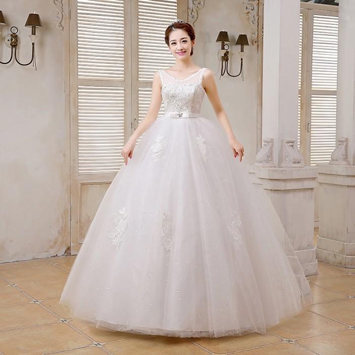 Jual Gaun Wedding Baju Pengantin Jual Baju Pengantin Modern Gaun Pesta Jakarta Timur Tasya777store Tokopedia