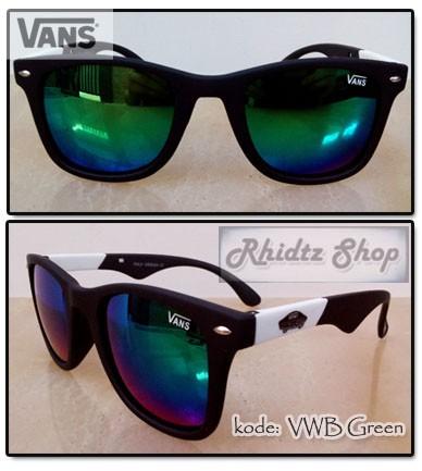 Jual Free hardcase (kacamata vans pria sporty bmx skate lensa hijau ... fc995c99d9
