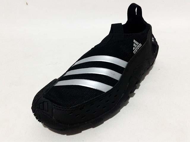 sports shoes 13b1b 3c7f3 Jual Sepatu original Adventure Adidas Jawpaw SaleII G44678 Black Silver -  Kota Tangerang - setiashopshop | Tokopedia