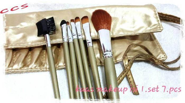 harga Kuas makeup isi 1.set 7.pcs Tokopedia.com