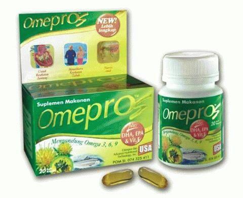 harga Omepros isi 30 kapsul Tokopedia.com