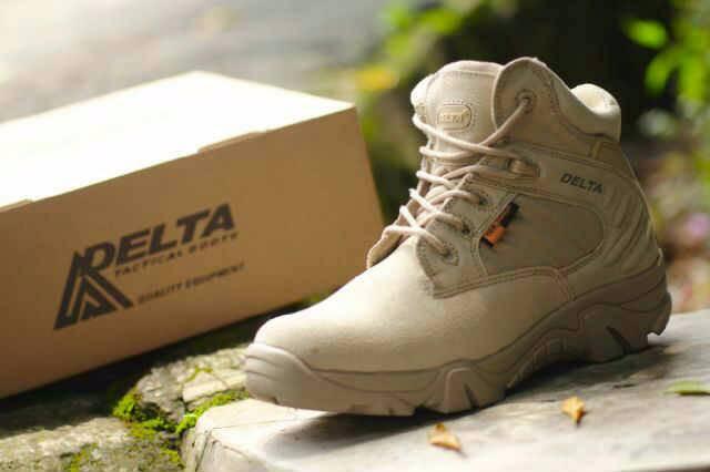 Jual Sepatu Delta Gurun 6 inc - Sepatu Boot Pria - Kicker- PDL ... 853adb6d1d
