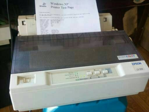 EPSON LX300 DRIVER FOR WINDOWS DOWNLOAD