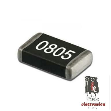 Foto Produk 0805 22NF 22 nf 50V Kapasitor SMD capasitor 22N 22 N 22 NF 22nf dari findoelectronics