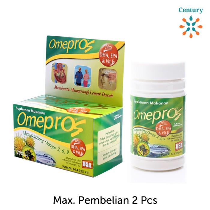 harga Omepros 30 soft capsules Tokopedia.com