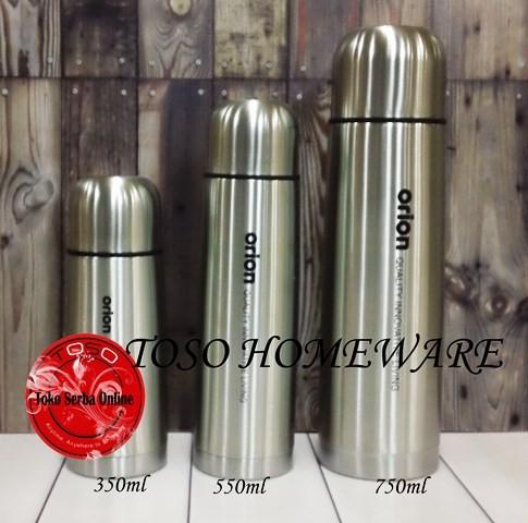 harga Termos stainless panas dingin 500ml vacuum flask botol minum 500ml Tokopedia.com