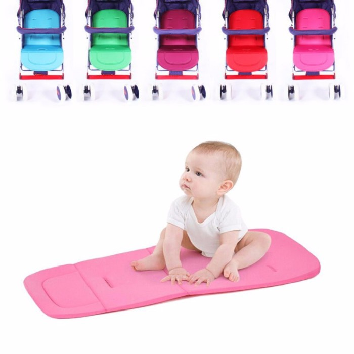 harga Bantal alas stroller bayi kereta dorong bayi cushion pad Tokopedia.com