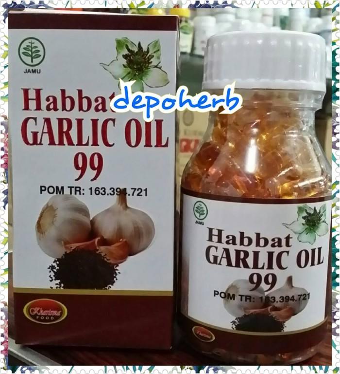 HABBAT GARLIC OIL 99 KHARISMA 200