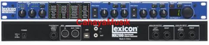 harga Jual efek / effect vocal lexicon mx200  / mx 200 (original) Tokopedia.com