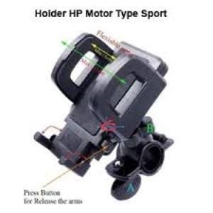 harga Fdt holder stang sepeda motor balap for hp/gps/pda/mp4 Tokopedia.com