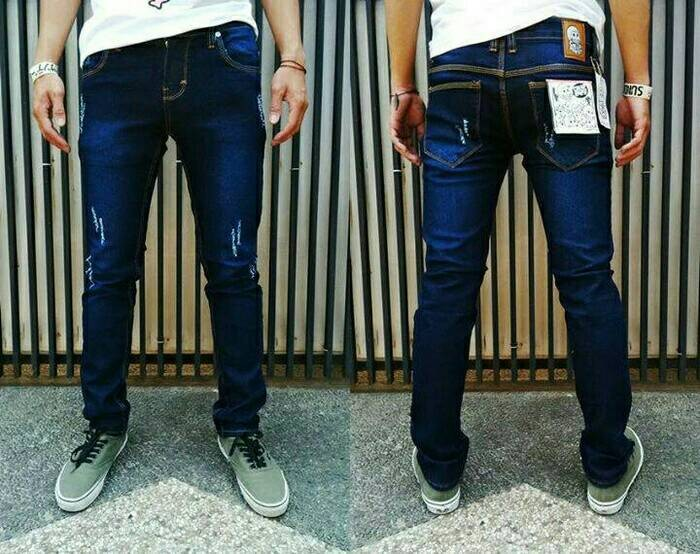 harga Celana jeans ripped premium /sobek all brand Tokopedia.com