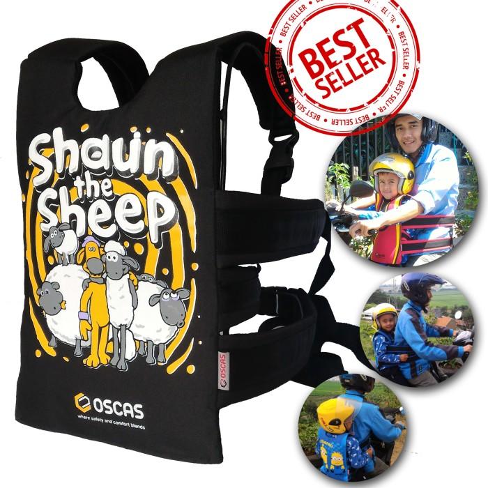 harga Produk baru sabuk bonceng motor anak oscas - shaun the sheep Tokopedia.com