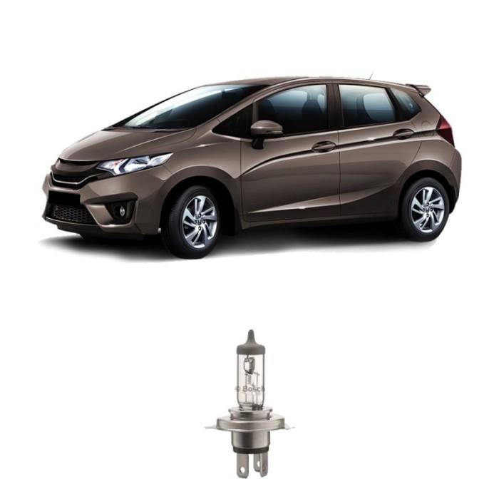 Jual Bosch Sepasang Lampu Honda All New Jazz Sportec Bright H4 12v 60/55w Harga Promo Terbaru