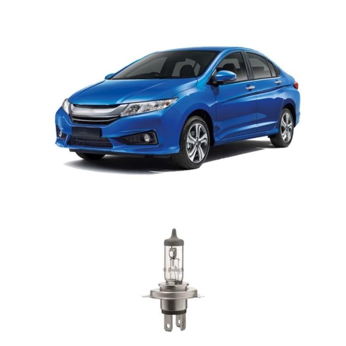 Jual Bosch Sepasang Lampu Honda City Low Beam Sportec Bright H4 12v 60/55w Harga Promo Terbaru