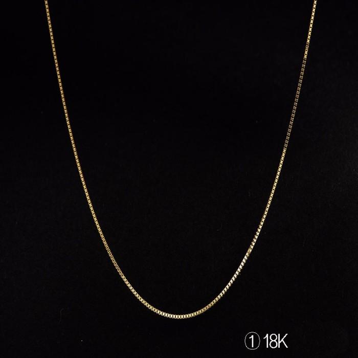 Jual Rantai Kalung Emas Gold Necklace Top Design 20d1 Korea Pria Wanita Harga Promo Terbaru