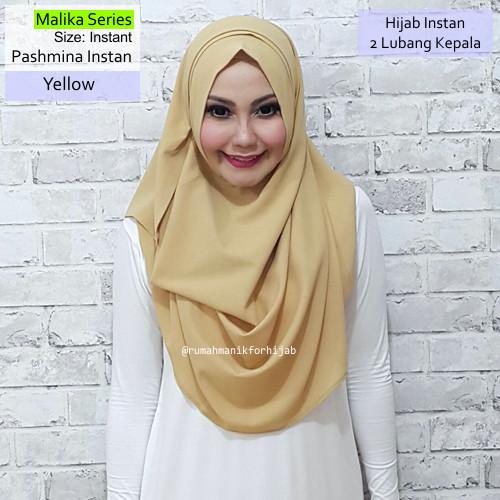 Montaza Hijab Pashmina Instan Kerudung Diamond Italiano Marsa Instan Source · harga Pashmina instan malika series