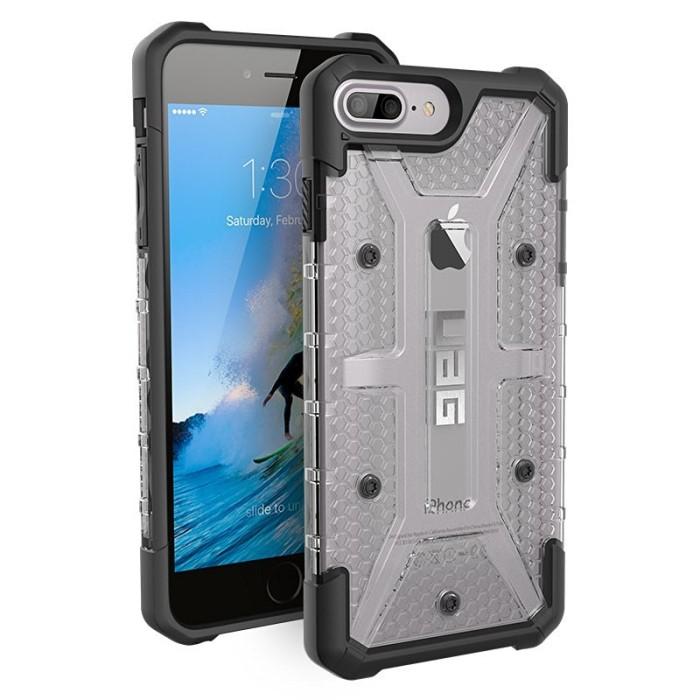 harga Uag iphone 8 plus / 7 plus / 6s plus case plasma - ice ( transparan) Tokopedia.com
