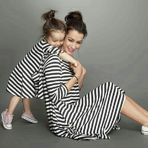 harga Cp salur mom & kids baju dress couple ibu anak 3-5 tahun Tokopedia.com