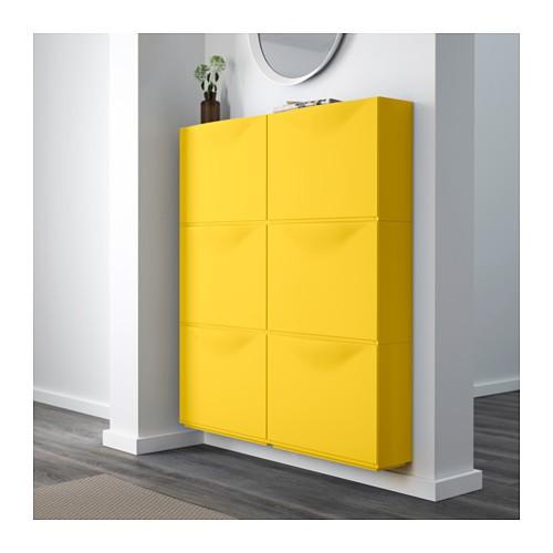 jual 1 rak sepatu ikea kabinet sepatu minimalis hemat ruang 1 set 3 pcs ikea and co tokopedia. Black Bedroom Furniture Sets. Home Design Ideas