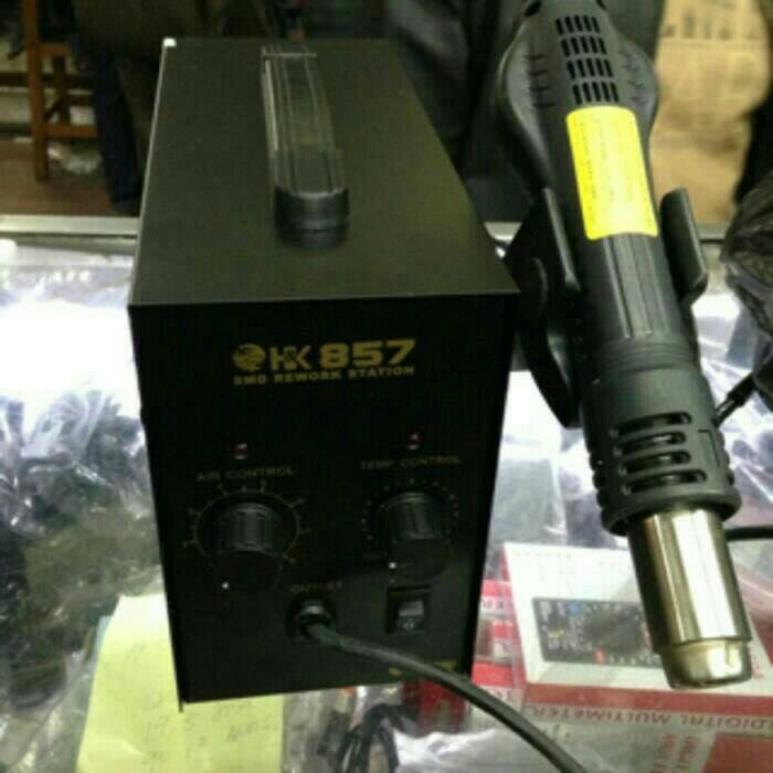 Solder station 857 quick original / solder uap blower