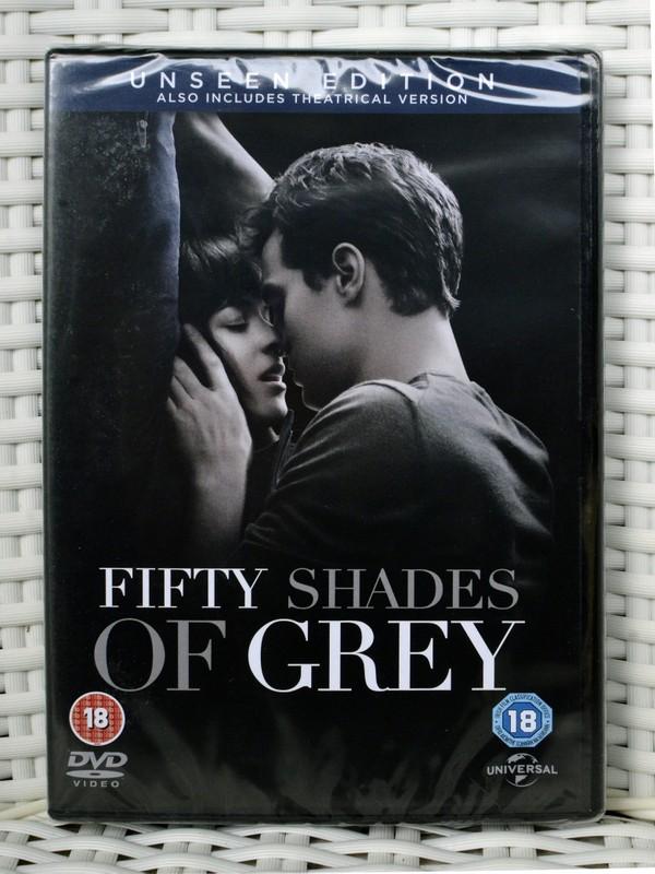 harga Dvd original fifty shades of grey (unrated version) 1-disc Tokopedia.com