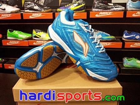 harga Sepatu badminton lining turbo maestro aytk 073-1 original Tokopedia.com