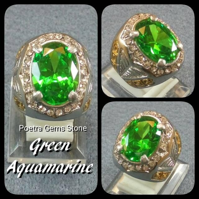 harga Batu permata green aquamarine Tokopedia.com