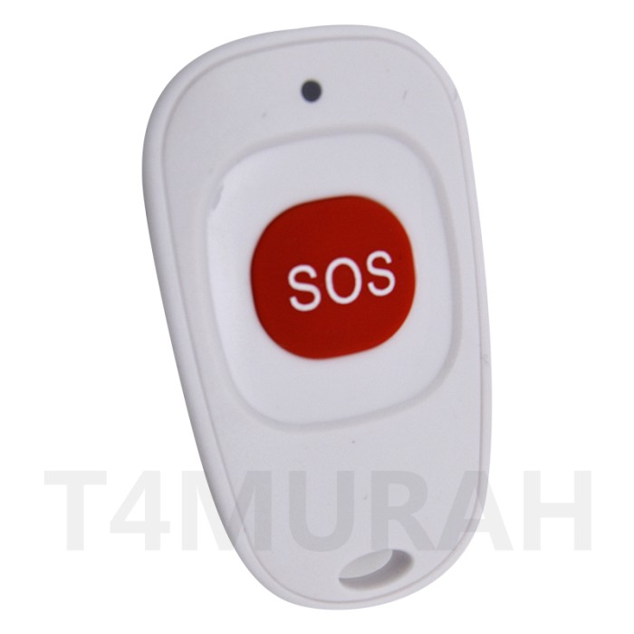harga Alarm accessories 433 mhz : wireless panic button - tombol panic Tokopedia.com