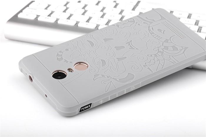 Casing Xiaomi Redmi Note 3 - Pro / Cocose Dragon Anti Shock SoftCase