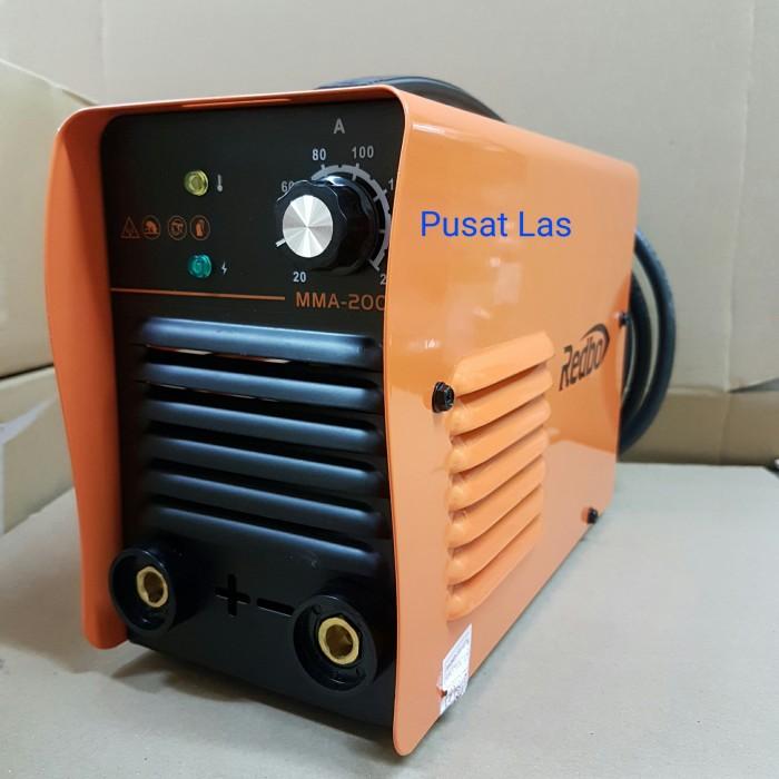 harga Mesin las inverter mma-200a redbo / travolas 200a 200 Tokopedia.com