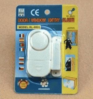 Foto Produk Alat Canggih Alarm Pencegah Perampokan Di Rumah Anda dari zahwaherbal