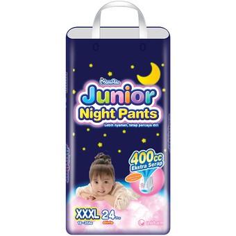 Mamypoko junior night pants xxxl24 girls / mamy poko xxxl 24 girl