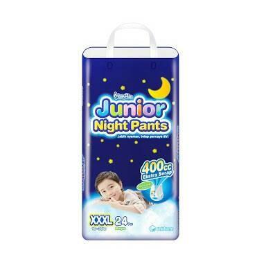 Mamypoko junior night pants xxxl24 boys / mamy poko xxxl 24 boy