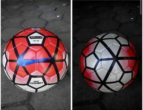 harga Bola sepak/soccer nike ordem merah Tokopedia.com