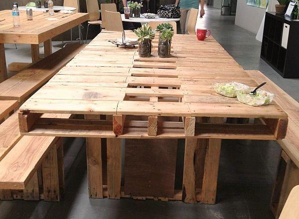 Jual Palet Kayu Bekas Untuk Bahan Furnitur Meja Kursi Sofa Ranjang