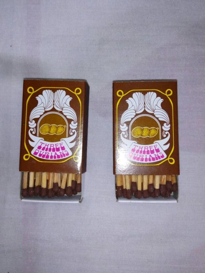Jual Korek Api Kayu three durian - Kota Bandung - Lemonz ...