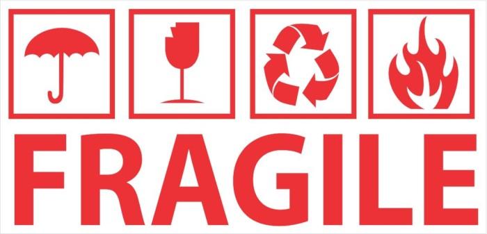 jual stiker fragile jangan dibanting sticker awas pecah