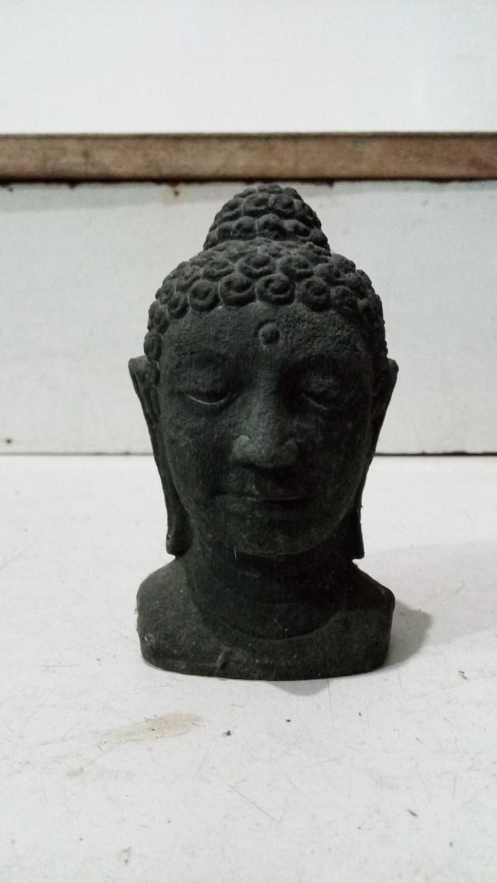 Jual PATUNG KEPALA BUDHA Kab Magelang Manunggal Jaya Art