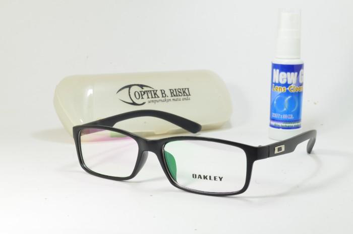 Jual frame kacamata minus oakley (frame+lensa) pria kf-8053 - optik ... 87580a57b9