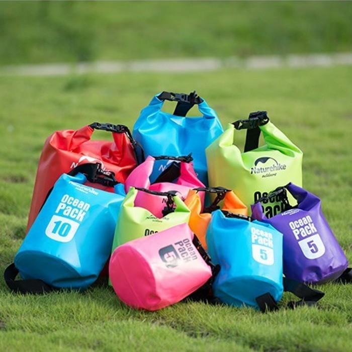 Tas Waterproof 5l / Anti Air - Ocean Pack Drybag 5 Liter - OCEAN 5L
