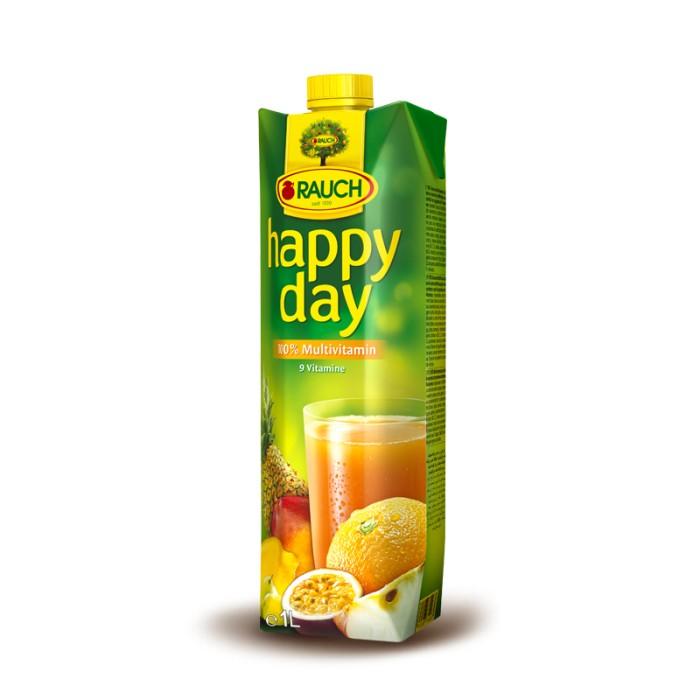 Jual Happy Day Multivitamin Fruit Juice 1 L Harga Promo Terbaru
