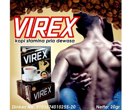 jual minuman pria perkasa kopi virex penambah stamina dan tenaga