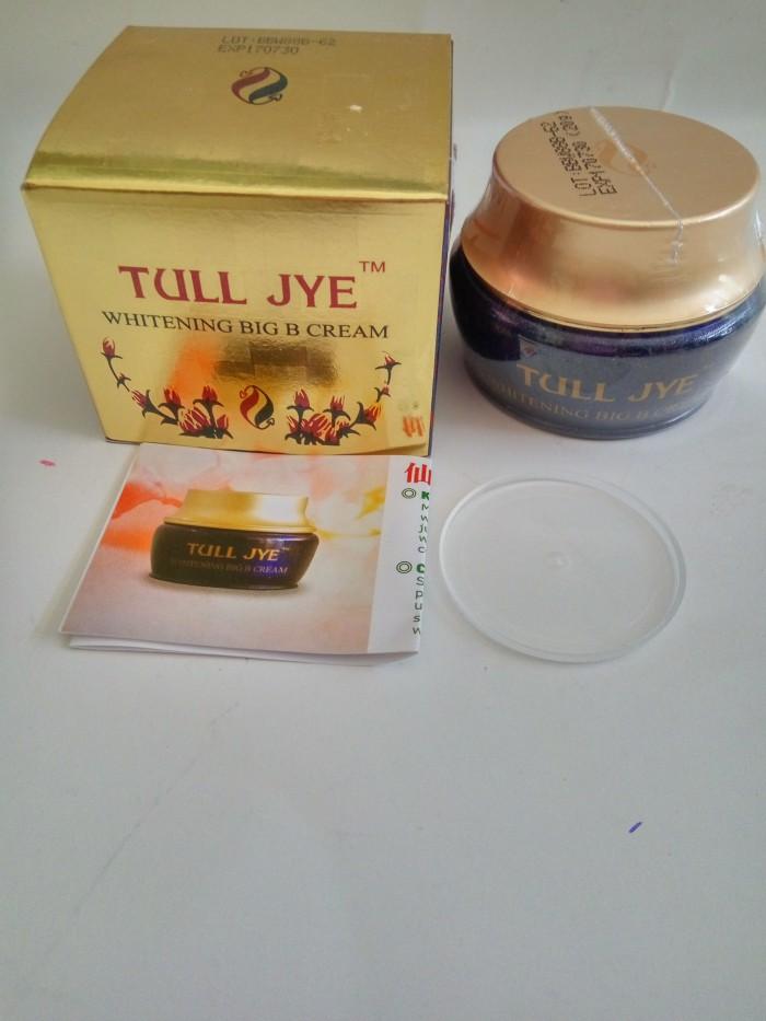 TULL JYE BIG NIGHT CREAM POT HIJAU Shopee Indonesia Source · Krim Kosmetik TULL JYE Lazada Source TULL JYE WHITENING BIG B CREAM 20G MERAH