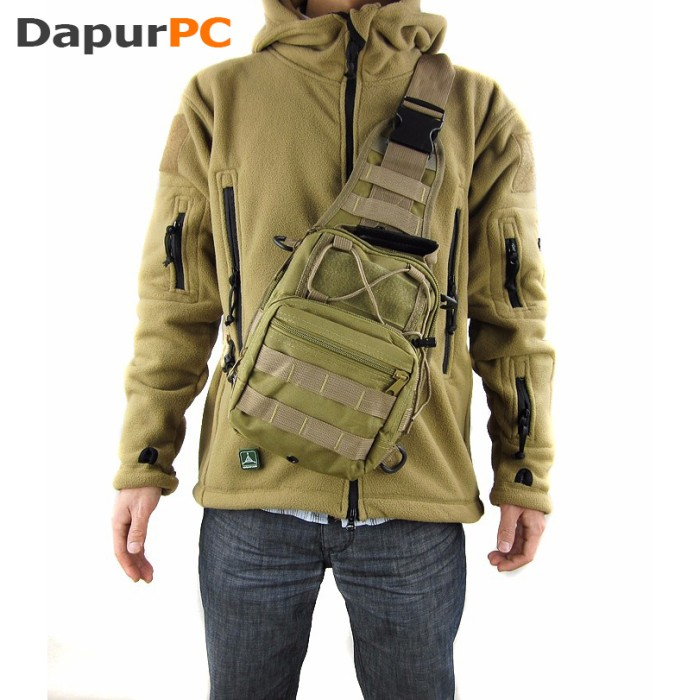 Foto Produk Tas Selempang Militer Army Desain dari dapurpc